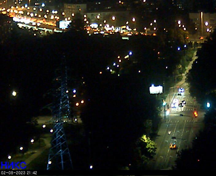 Звездный бульвар - Проспект Мира